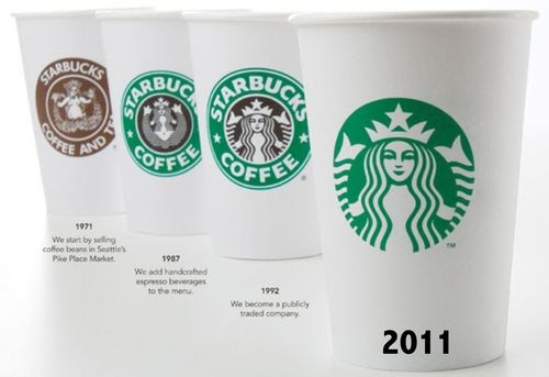 Starbucks Logo Change. With Starbucks this is not the