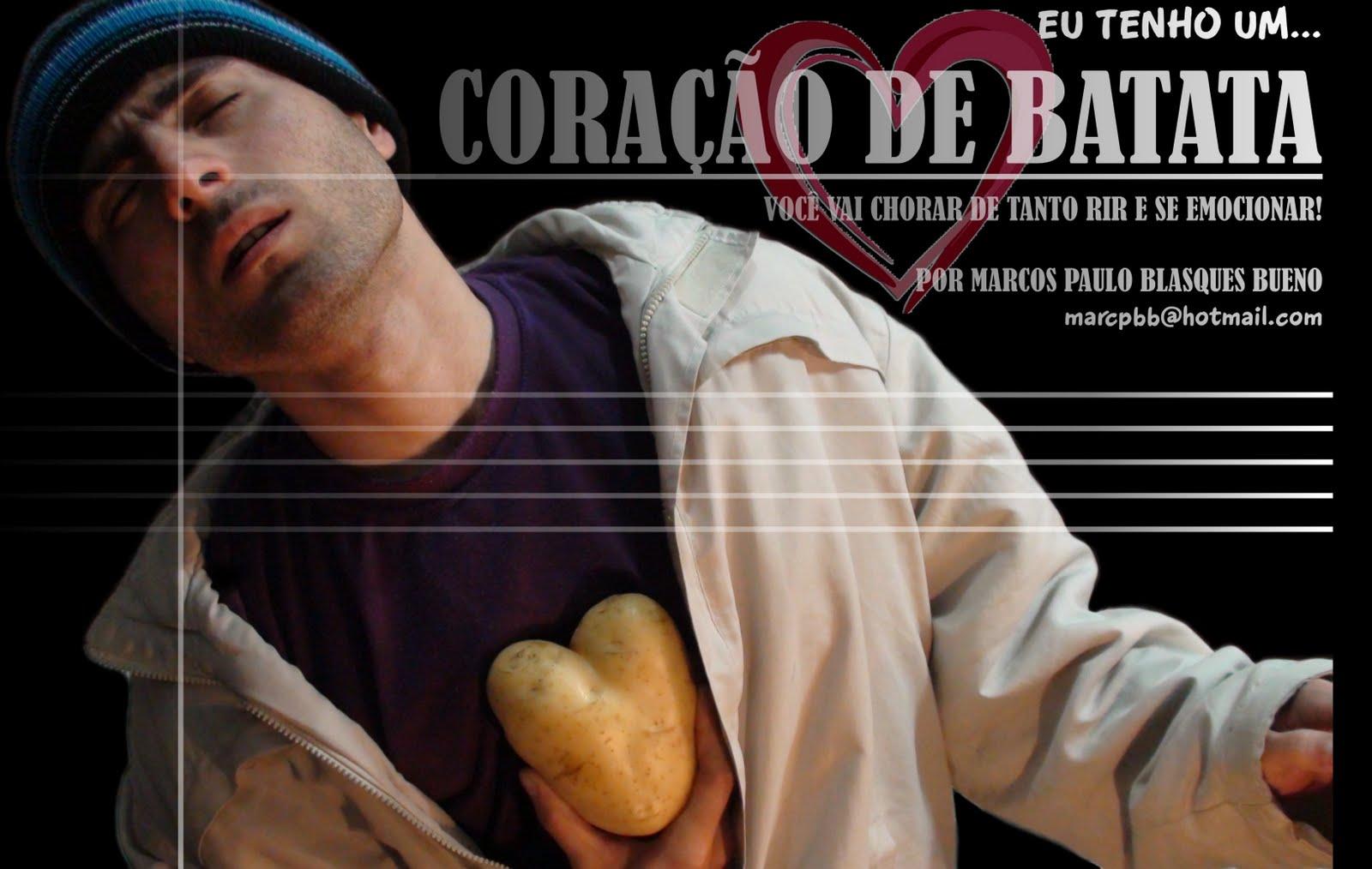 CORAÇÃO DE BATATA