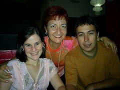 Lia e Rodrigo, quanta saudade!