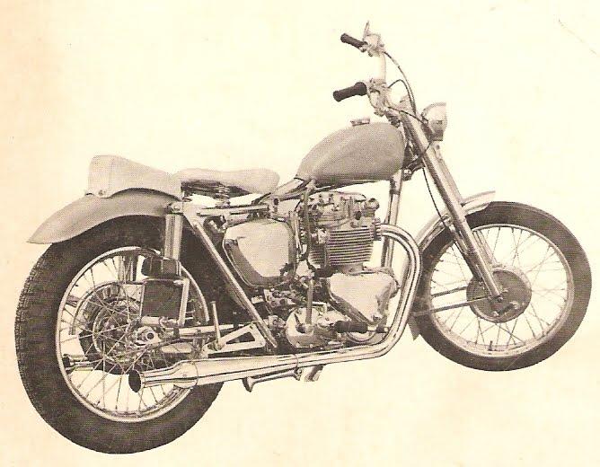 TRIUMPH 1968mcm0c