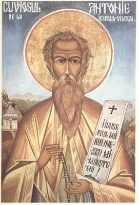 Sf. Antonie de la Iezerul Valcea