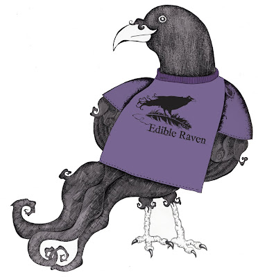 Edible Raven T-Shirt