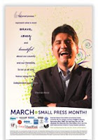 Small Press Month