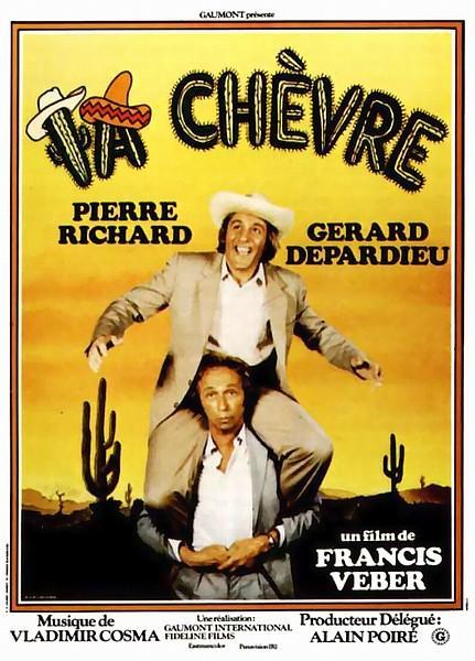 affiche film La ch�vre