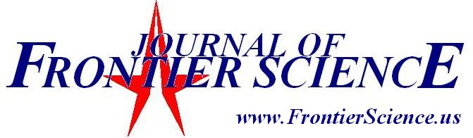 JOURNAL of FRONTIER SCIENCE Peer Review Blog