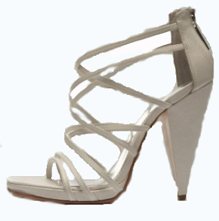 strappy shoe