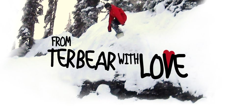 From TerBear With Love