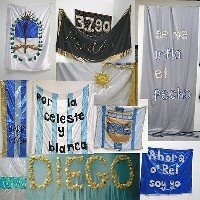 Trapos (banners)