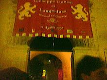 Parco letterario Tomasi di Lampedusa-Museo del Gattopardo a Palazzo Filangeri-Santa Margherita Bel.