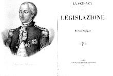 Gaetano Filangeri:la scienza della legislazione