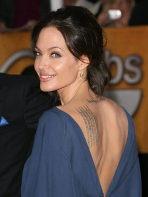 angelina jolie wanted tattoo. Angelina jolie-tattoos