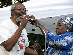 Abayomi Azikiwe Speaks at the People's Summit That Was Held in Detroit, June 14-17, 2009