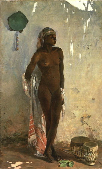[naked+african]