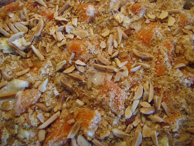 Closeup of Carrot Casserole