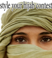 Style Your Hijab Contest ^^