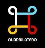 Logótipo do Quadrilátero