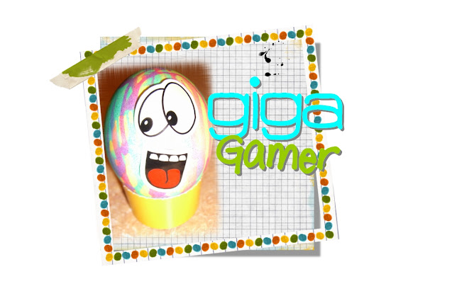 Logo Pogo the Giga Gamer