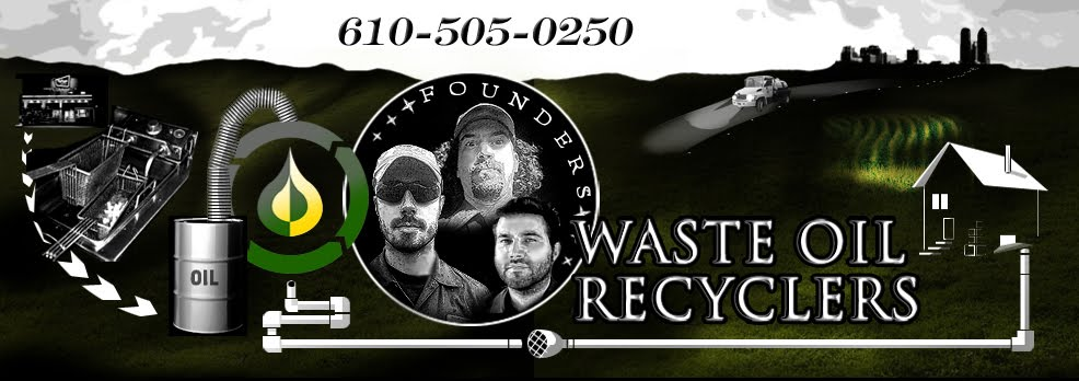 Jim's Blog - Waste Oil Recyclers