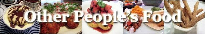 Other People's Food