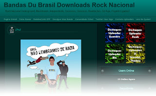UHUL no Bandas du Brasil