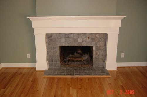 New Project Fireplace And Built In Shelves Likes