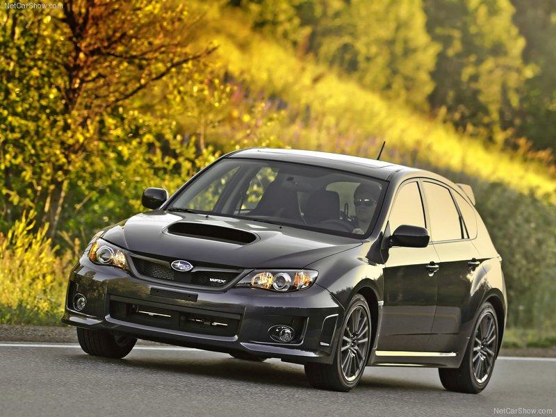 New Designs for 2011. Both the Subaru Impreza WRX 5-door model and 4-door