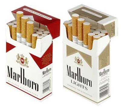 Duty free cigarettes Canada to US