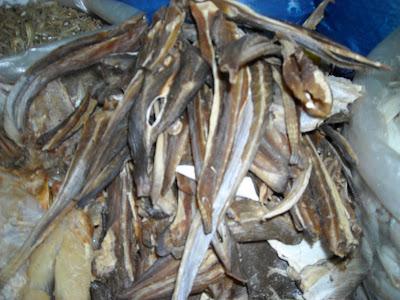 Salt fish picture for Salt fish head