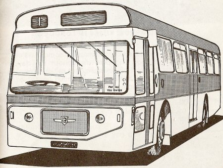 The Bus of the Future, 1968 style