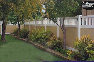 Landscape back fence line - Landscaping along fence line ...