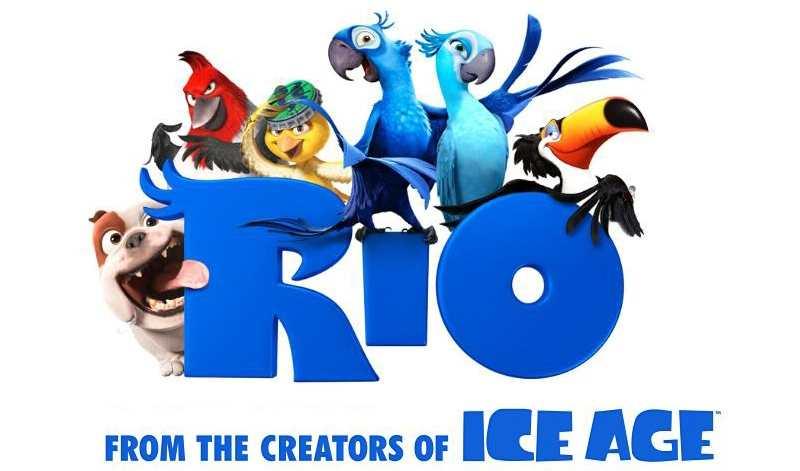 continuación tenéis el vídeo musical de Rio, la próxima ...