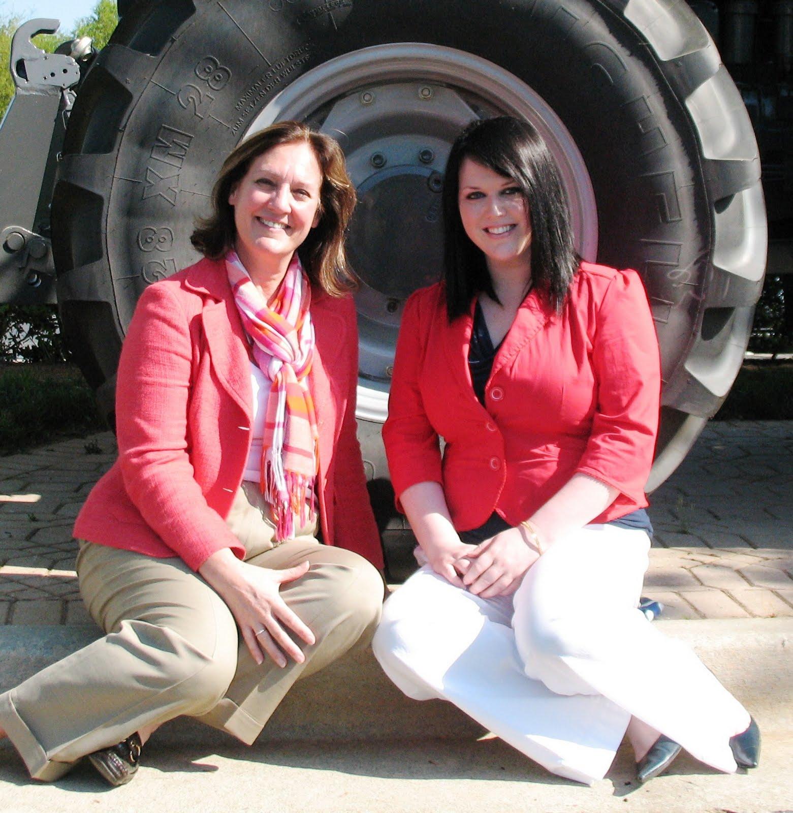 Sue and Jamy: AGCO Blog