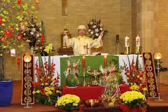 Thánh Lễ Giao Thừa 2010 - Lunar New Year's Eve Holy Mass