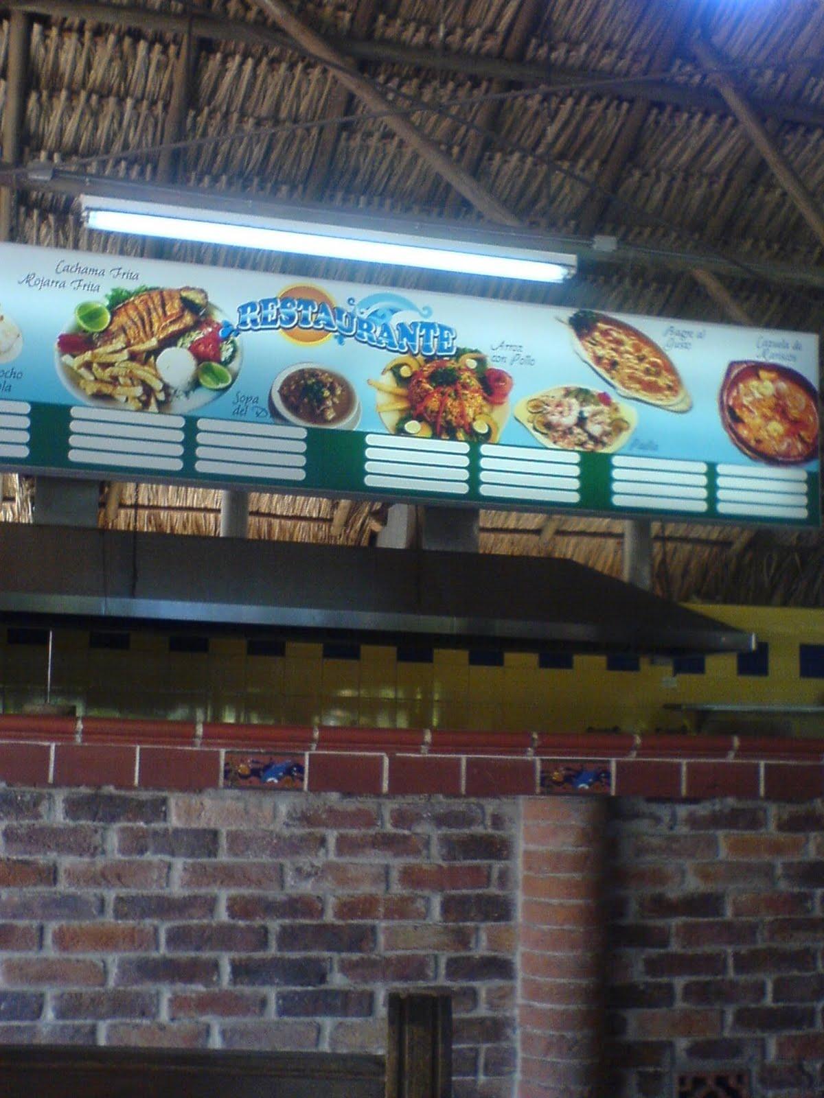 Centro recreacional piscilagos s a for Implementos de restaurante
