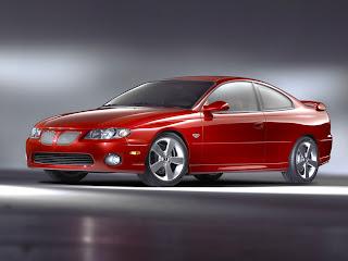 Pontiac GTO 6 0L LS2 V8 400hp 2005