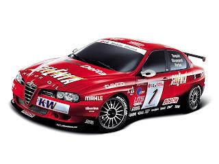 Alfa Romeo 156 GTA Autodelta ETCC 2004