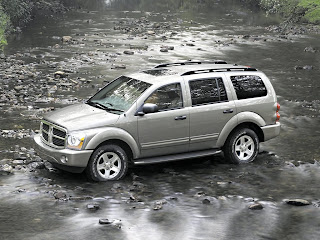 Dodge Durango 2004 2nd Generation SUV