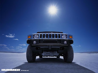 Hummer H2 Grill