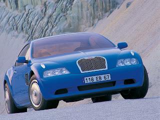 Bugatti EB 118 Concept 1998