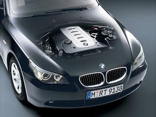 BMW 530d Sport Diesel Engine