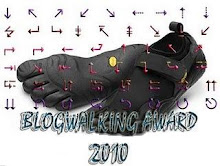 Blogwalking Award