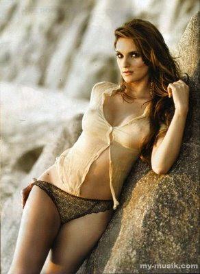 Mariana Seoane Desnuda
