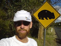 This warning sign on Aussie roads helps prevent wombats from becoming upturned