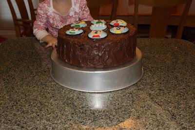 Wii Mii cake, Wii cake, Las Vegas cakes