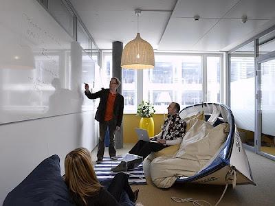 Google INOVATION Rooms