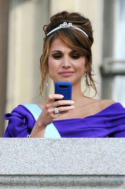 Joyas de la familia real de Jordana Rania-jordania-look-vestido-boda-suecia-victoria1