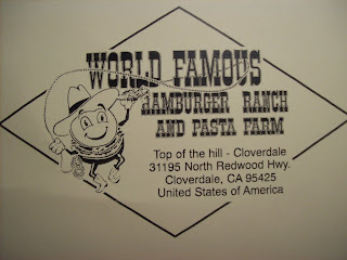 Burgers raised on a ranch?
