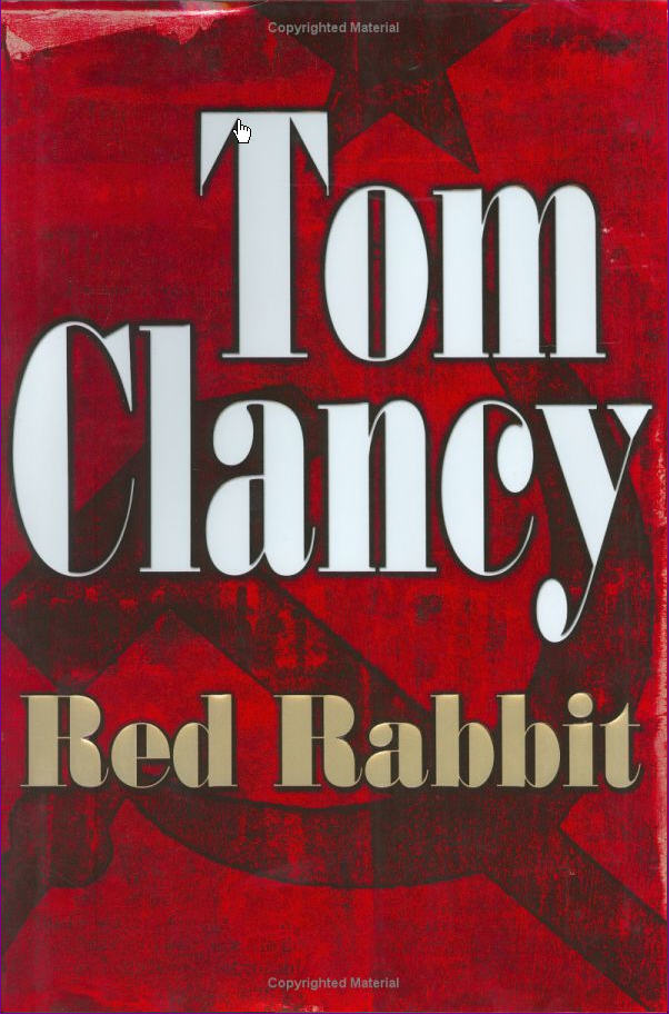 Tom clancy jack ryan 03 red rabbit the lighted