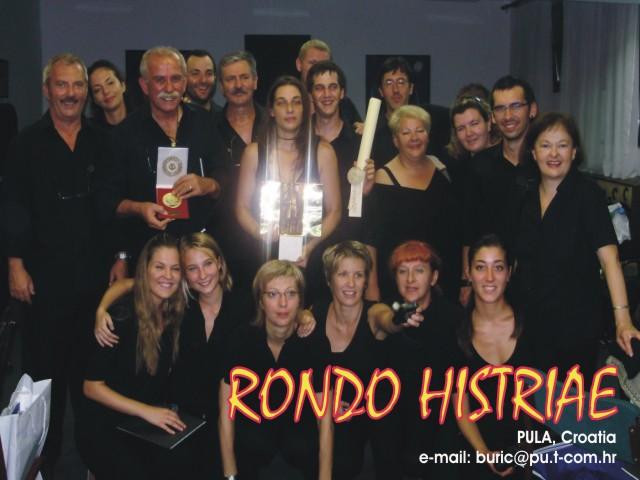RONDO HISTRIAE