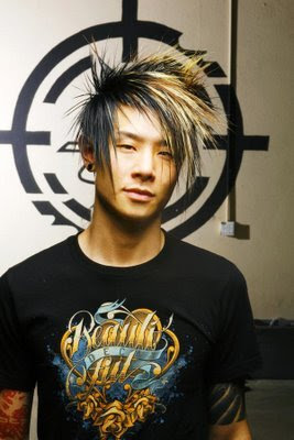 Popular Emo Hairstyles for Boys